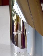 Флекс пленка зеркальное серебро с эффектом фольги (OS Foil Silver)