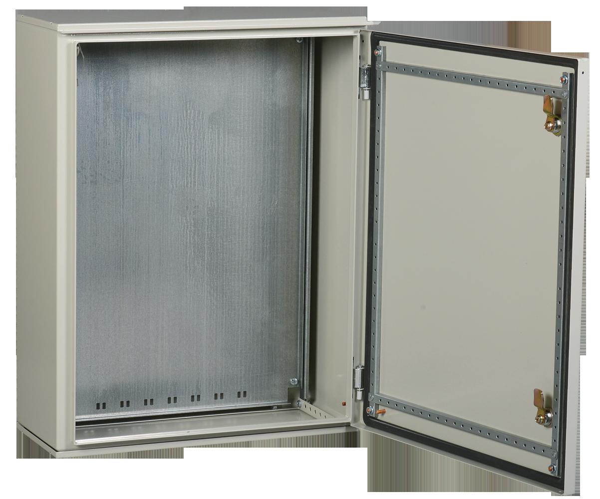 Корпус металлический ЩМП-3-0 У1 IP65 GARANT ИЭК