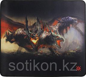 Коврик для мышки игровой Defender Cerberus XXL 400x355x3 мм, ткань+резина