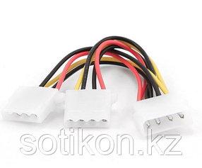Разветвитель питания Cablexpert CC-PSU-1, Molex->2xMolex, для HDD