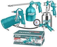 Набор пневмоинструмента 5 предметов TOTAL арт.TATK051