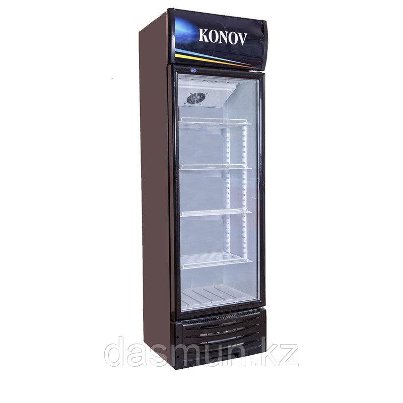 Витринный холодильник шкаф LC-410