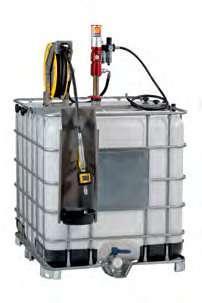 Набор для раздачи масла из больших емкостей 1000 л Meclube 022-1895-000
