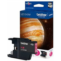 Картридж струйный Brother LC1240M пурпурный для Brother MFC-J6510DW/J69010DW
