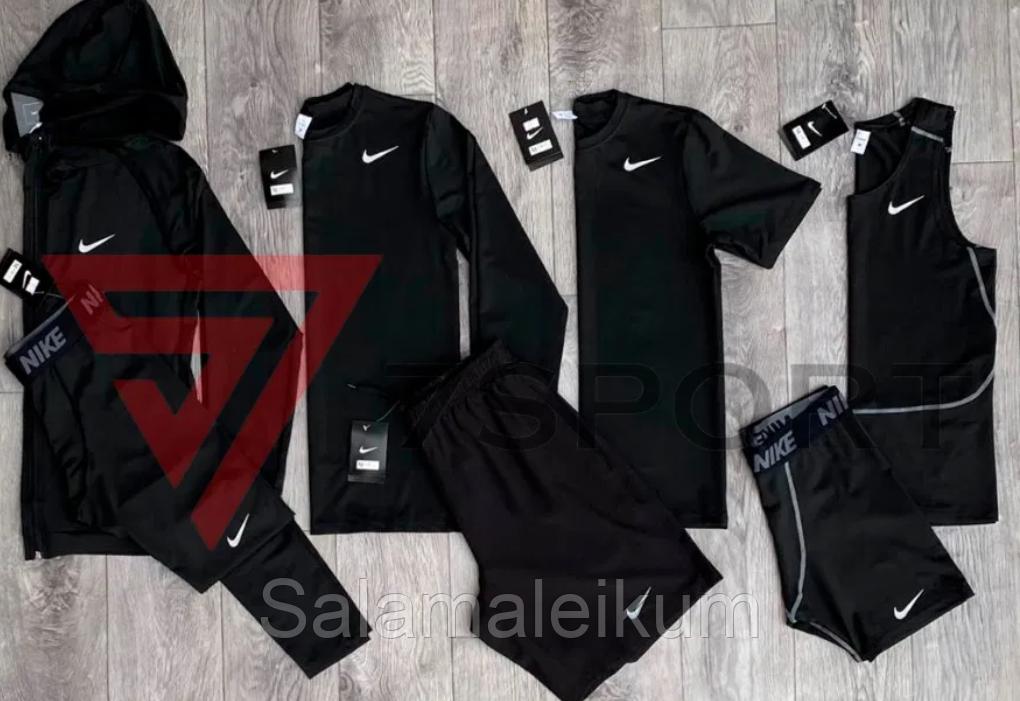 Рашгард Nike 7 в 1! Лучшее качество! Доставка Алматы! Rashguard in Almaty! Rashguard