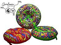 Тюбинг ватрушка, Санки надувные 110см, фото 1