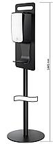 Мобильная стойка для автоматических дозаторов, фото 3