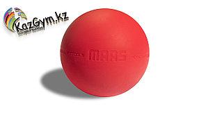 Мяч для МФР 9 см одинарный красный FT-MARS-RED