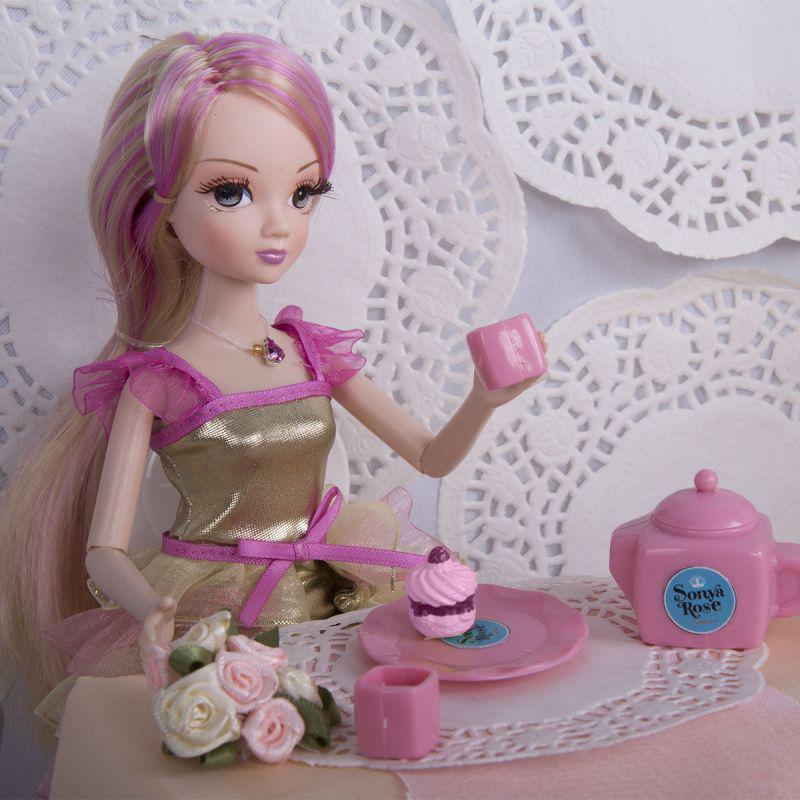 """Кукла Sonya Rose, серия """"Daily collection"""" Чайная вечеринка (Gulliver, Россия) - фото 1"""