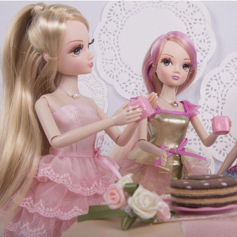 """Кукла Sonya Rose, серия """"Daily collection"""" Чайная вечеринка (Gulliver, Россия) - фото 4"""