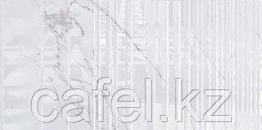 Кафель | Плитка настенная 30х60 Орлеан | Orlean белый рельеф