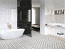 Кафель | Плитка настенная 30х60 Орлеан | Orlean белый рельеф, фото 2