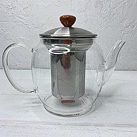 Чайник заварник стеклянный 1л