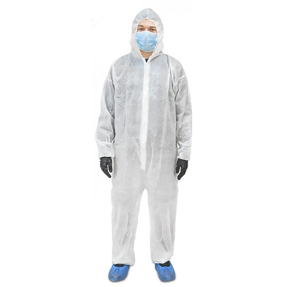 Комбинезон защитный стерильный,однократного применения Biocare®,размер XL180см