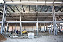 Завод по производству мороженого Шин-Лайн 8