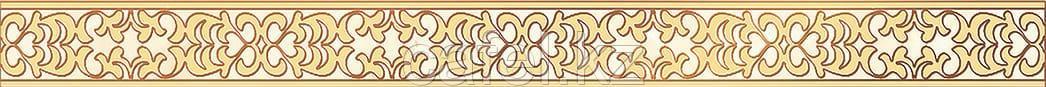 Кафель | Плитка настенная 30х60 Персей | Persei бордюр G1