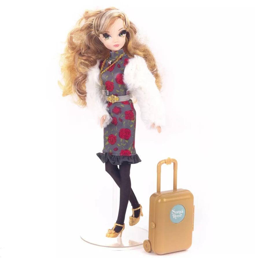 """Кукла Sonya Rose, серия """"Daily collection"""" Путешествие в Италию (Gulliver, Россия) - фото 1"""