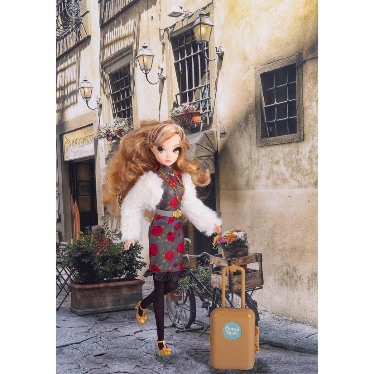 """Кукла Sonya Rose, серия """"Daily collection"""" Путешествие в Италию (Gulliver, Россия) - фото 3"""