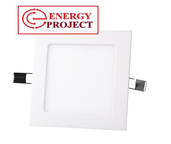 Светодиодная панель квадратная встраиваемая 120x120 6W/ 710 Lm 6400 К