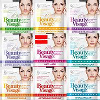 Фито маска для лица тканевая Beauty Visage 25мл в ассортименте