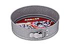 Форма для выпечки разъемная Agness с антипригарным покрытием 24 см, фото 2