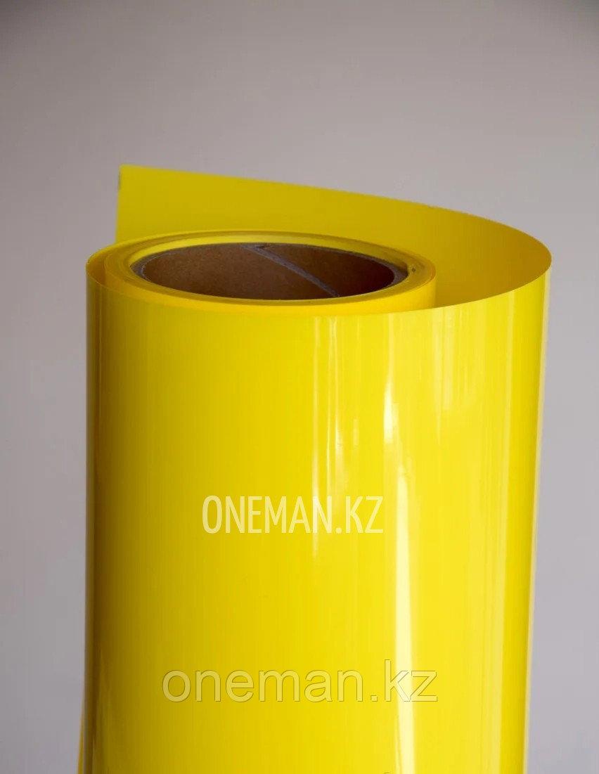 Флекс пленка Лаймовая желтая (OS Flex - 022 Lime Yellow)