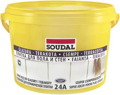 Клей для напольных покрытий Соудал 26А 15кг