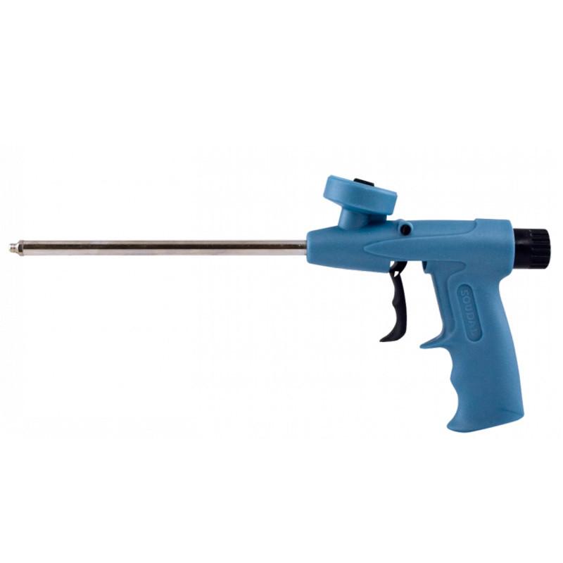 Соудал пистолет резьбовой под пену