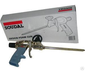 Соудал пистолет резьбовой под пену (Econom)