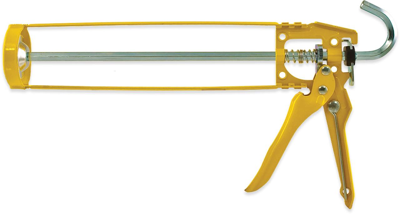 Соудал Скелетон желтый пистолет под герметики 300 мл