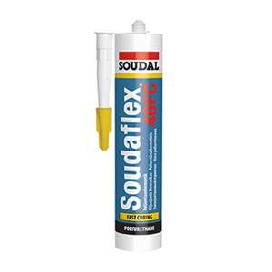 Полиуретановые клеи-герметики Соудафлекс 40ФС Серый 12*600 мл