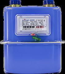 SAIMAN-ZENNER СГ-G4-01-Д Т (резьба 1 1/4) счетчик газа объемный диафрагменный