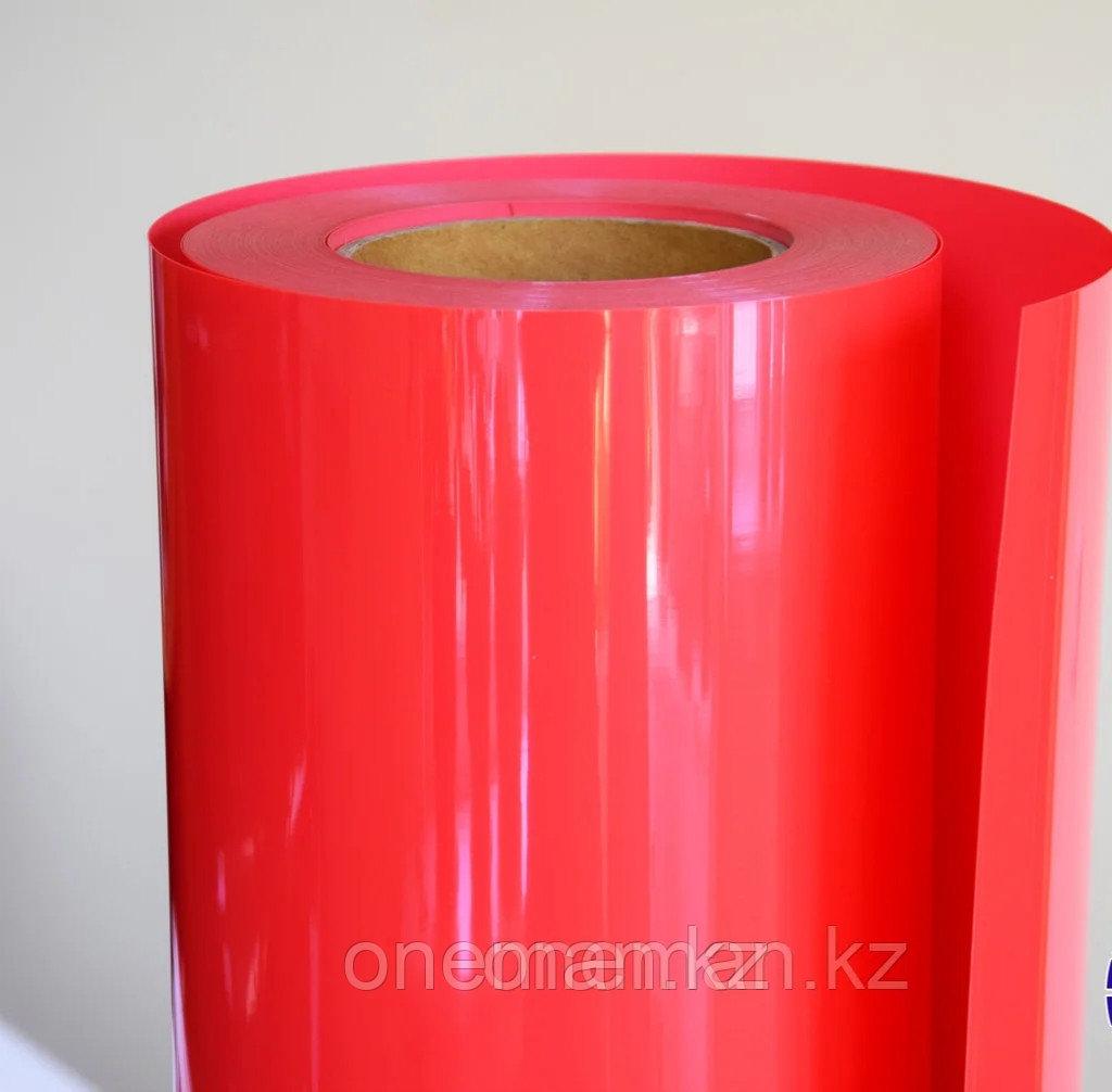 Флекс пленка Алая (OS Flex - 020 Hot Red)