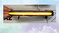 Повторители поворотов в зеркала Приора (чёрные), фото 1