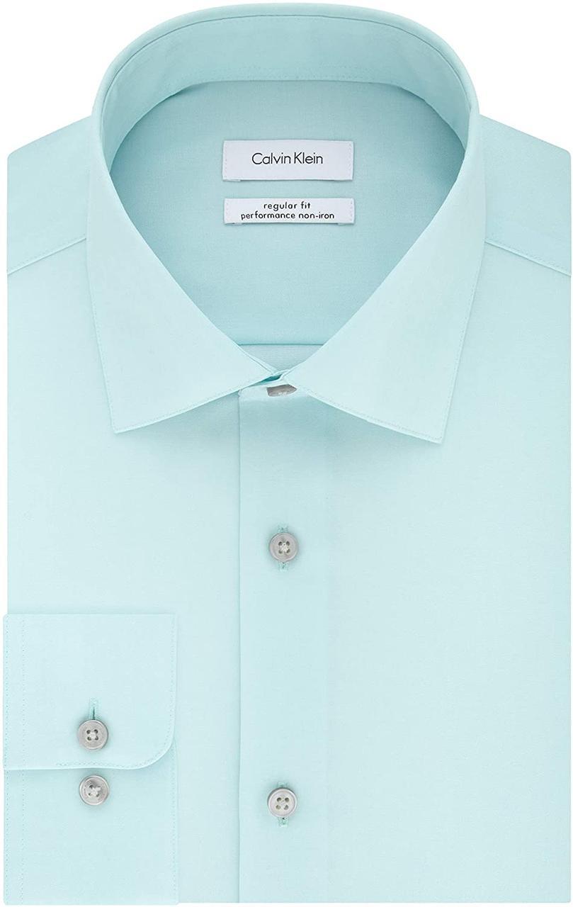 Calvin Klein Мужская рубашка -Т1