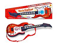 Детская игровая гитара