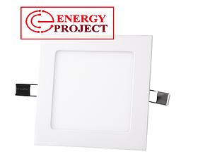 Светодиодная панель квадратная встраиваемая 174х174 12W/ 950 Lm 6400 К