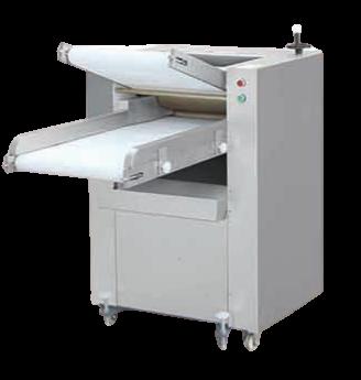 Производственная тестораскатка YMZD350