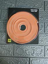 Светодиодная неоновая лента NRO оранжевый 5м. Неон.Светодиодная лента.Неон гибкая
