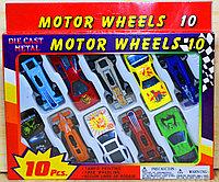 92753-10 Motor wheels10 спорт машина 10в1,20*17см