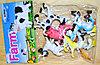 Р2905/6 Farm домашние животные 6шт в пакете, 25*916см