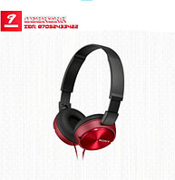Накладные наушники с микрофоном XB450AP EXTRA BASS красный