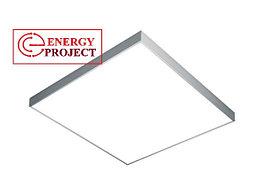 Светодиодная панель квадратная накладная 120х120 6W/ 470 Lm 6400 К