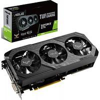 Видеокарта ASUS GeForce GTX1660 6Gb GDDR5 192bit 1xDVI 1xHDMI 1xDP HDCP TUF 3-GTX1660-A6G-GAMING