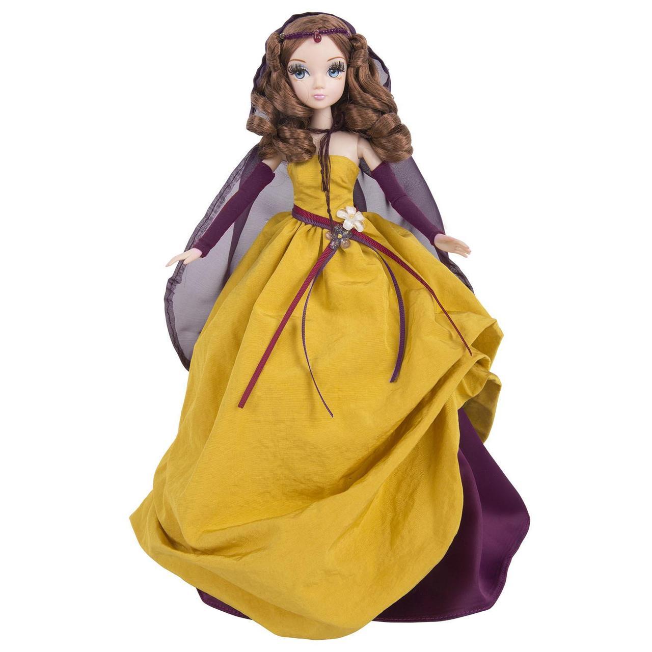 """Кукла Sonya Rose, серия """"Gold collection"""" платье Эльза (Gulliver, Россия) - фото 2"""