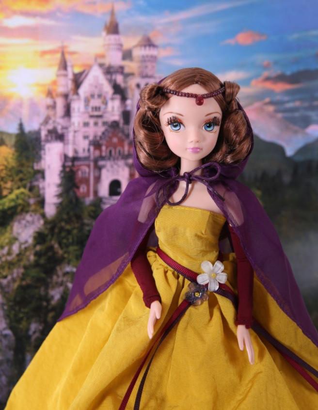 """Кукла Sonya Rose, серия """"Gold collection"""" платье Эльза (Gulliver, Россия) - фото 4"""