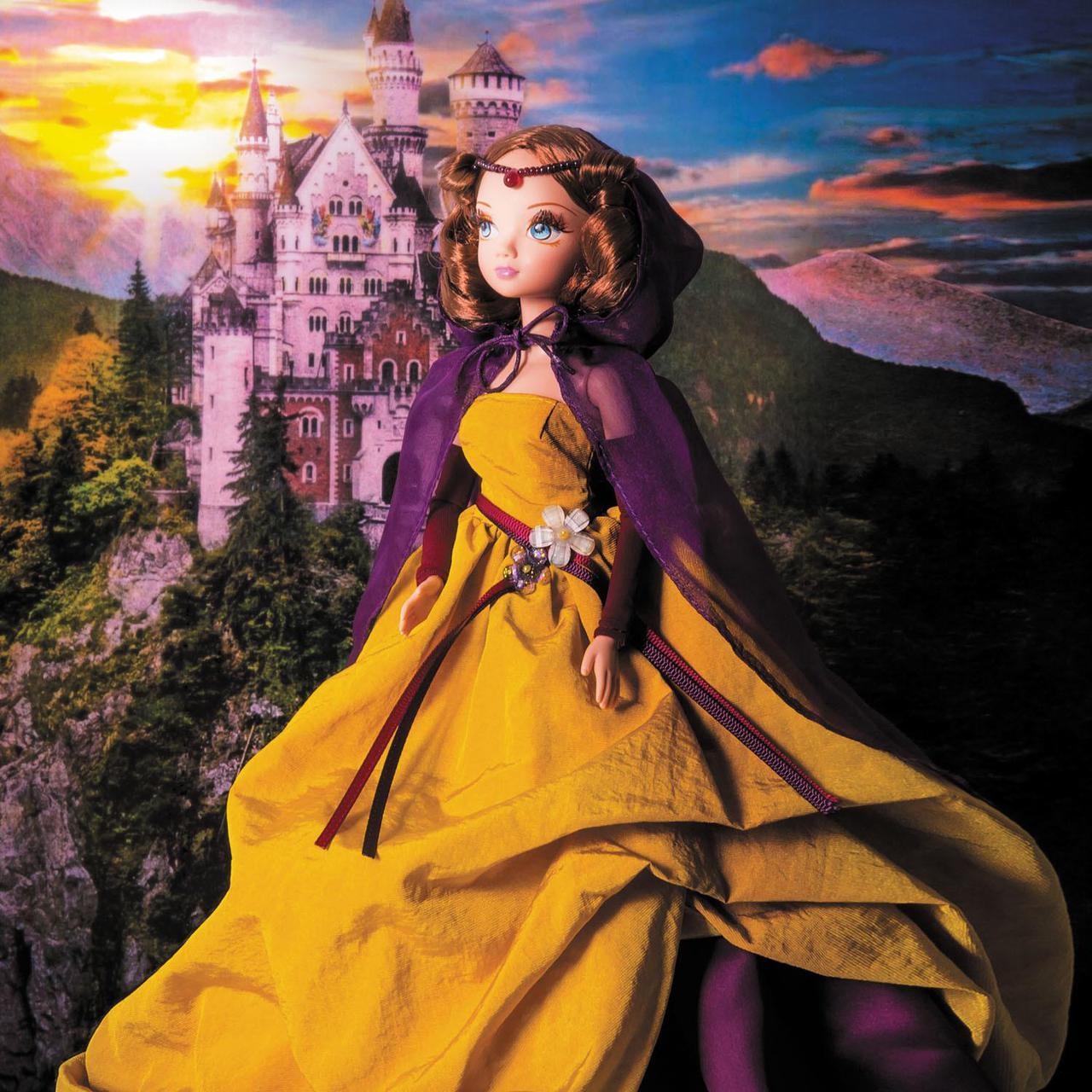 """Кукла Sonya Rose, серия """"Gold collection"""" платье Эльза (Gulliver, Россия) - фото 1"""