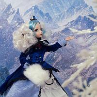 "Кукла Sonya Rose, серия ""Gold collection"" Снежная Принцесса (Gulliver, Россия)"