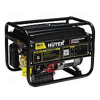 Электрогенератор Huter 3000LX DY + электростартер