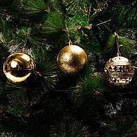 """Набор новогодних шариков """"Merry Christmas"""", фото 1"""